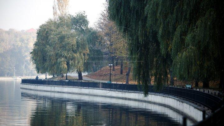O sculptură creată de un artist moldovean va apărea în Parcul Valea Morilor (FOTO)
