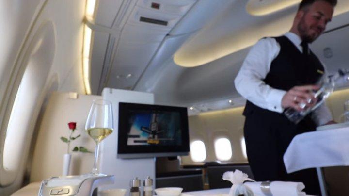 Cu varice atunci când zboară într-un avion