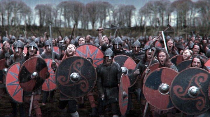 Descoperire uluitoare! Numele lui Allah a fost brodat pe haine de înmormântare vikinge
