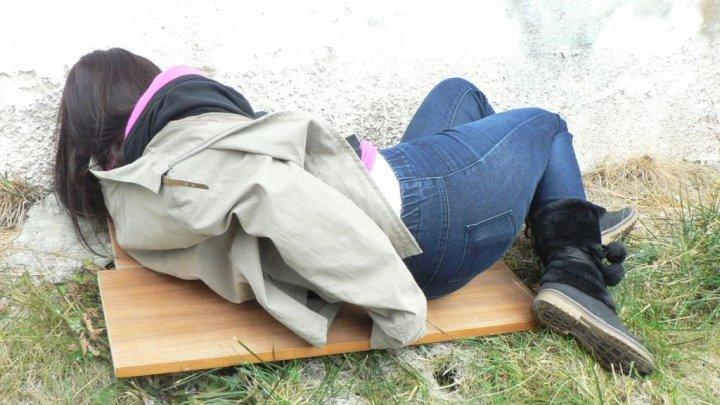 O copilă de 13 ani, salvată din ghearele unui violator de un inspector al Sectorului Poliției de Frontieră Valea-Perjei