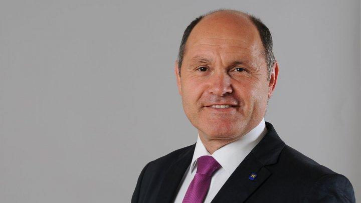 Ministrul austrian de Interne, Wolfgang Sobotka, a fost implicat într-un accident rutier