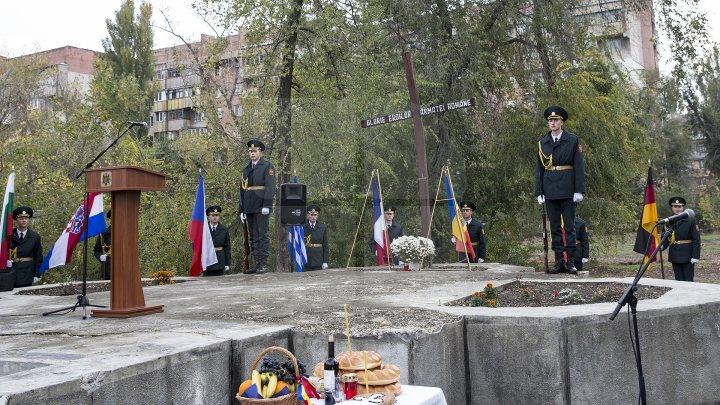 Ziua Armatei Române, sărbătorită la Chișinău (FOTOREPORT)