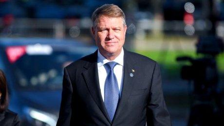 Klaus Iohannis: România este foarte hotărâtă să sprijine Moldova în parcursul ei european