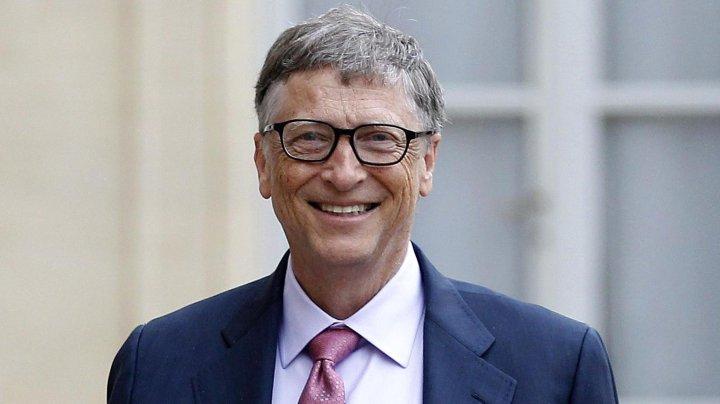Bill Gates, cofondator al companiei Microsoft, a fost ales membru al Academiei Chineze de Inginerie