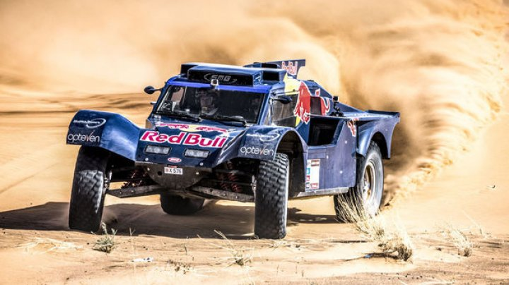 Echipa Peugeot a început testele pentru cel mai dificil raliu din lume, Dakar 2018