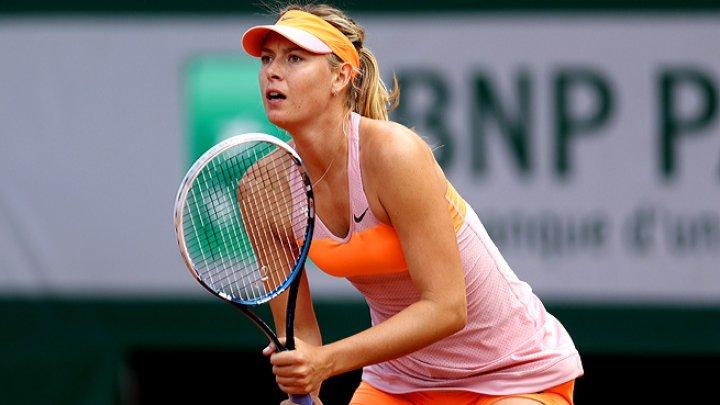 Maria Sharapova, cerută în căsătorie de un spectator. Răspunsul neaşteptat al tenismenei