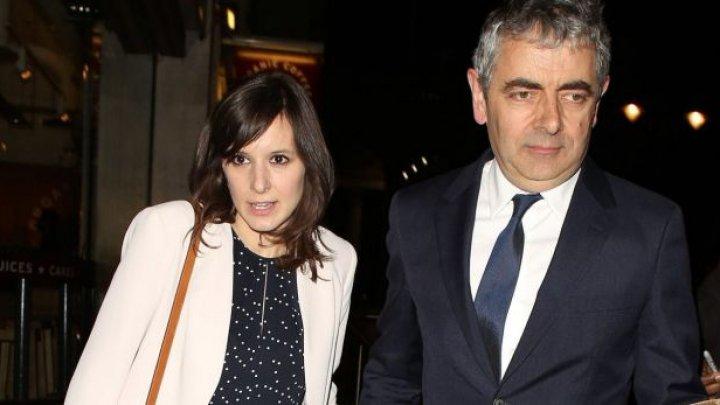 Mr. Bean, tată la 62 de ani. Noua sa soţie este cu 29 de ani mai tânără