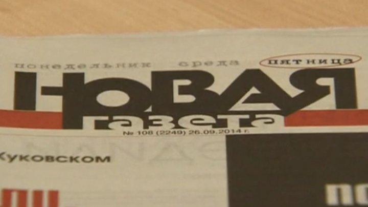 Scandalos! O televiziune din Rusia a anunțat percheziții la un ziar înainte ca ele să înceapă