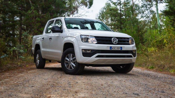 "Volkswagen Amarok a câștigat ""Internațional Pick-up Award 2018"""