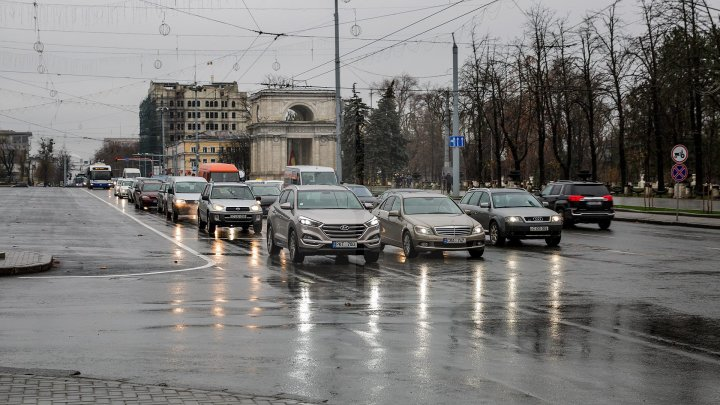 InfoTrafic: Două accidente rutiere înregistrate în Capitală. Cum se circulă la această oră