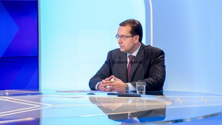 Marian Lupu, invitat la Fabrika. Ce subiecte vor fi discutate