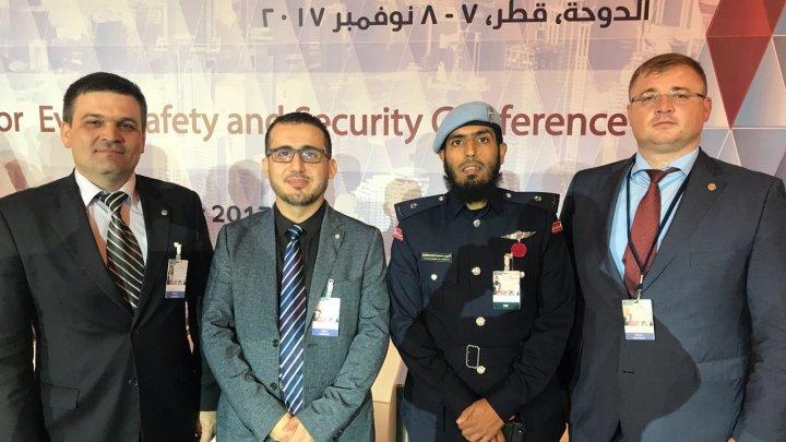 Șeful adjunct al IGP și șeful Centrului Cooperare Polițienească Internațională participă la Conferința internațională în domeniul securității și siguranței