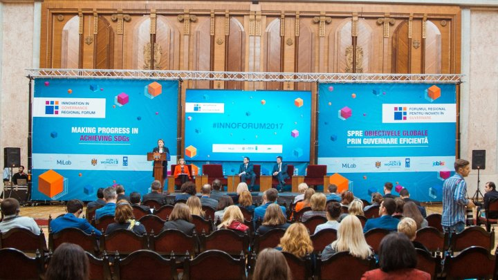 Peste 20 de țări din Europa și Asia Centrală își unesc forțele pentru a utiliza inovațiile spre îmbunătățirea serviciilor publice