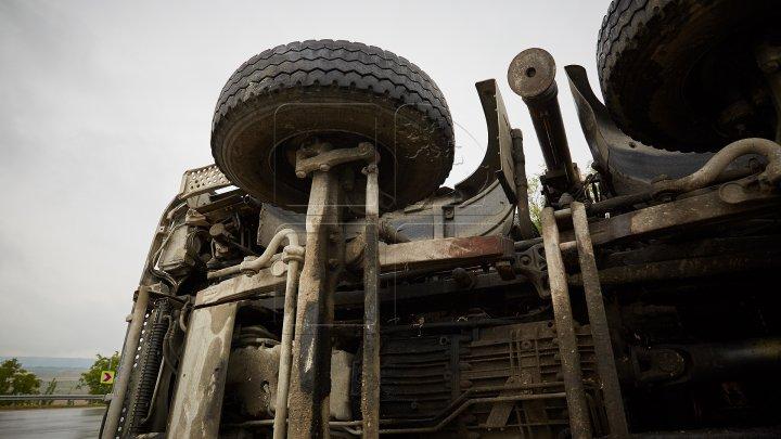 Weekend negru în Moldova: 31 de accidente rutiere grave, 2 persoane decedate și 40 de răniţi