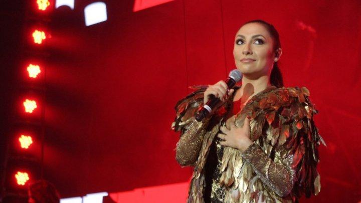 Este INCREDIBIL cum a apărut Andra la un concert în Arad. Fanii au fost ŞOCAŢI (VIDEO)