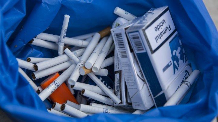 Consumul de tutun și expunerea la fumul de tutun cauzează anual în Republica Moldova circa 4.700 de decese