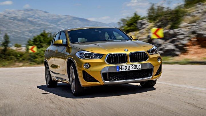 BMW X2 ar putea primi un nou motor: unitate de propulsie cu 4 cilindri și 300 de cai putere