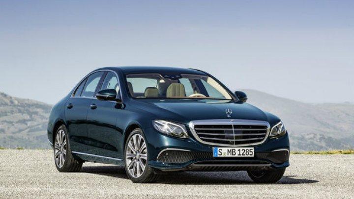 Mercedes dezvoltă o aplicație ce va trimite notificări când mașina este lovită sau furată