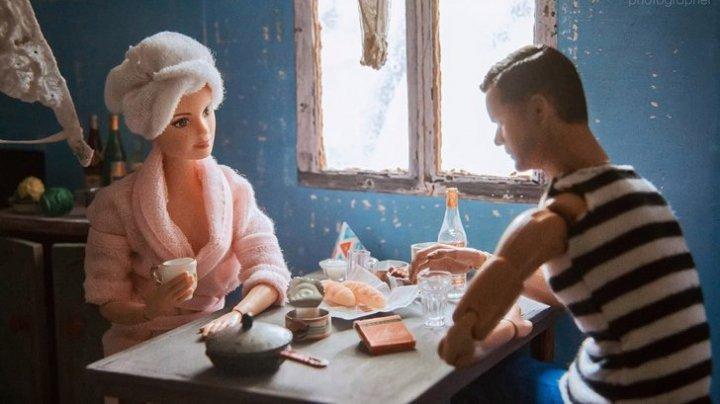 SPECTACULOS! Cum ar arăta Barbie şi Ken în Rusia comunistă (FOTO)