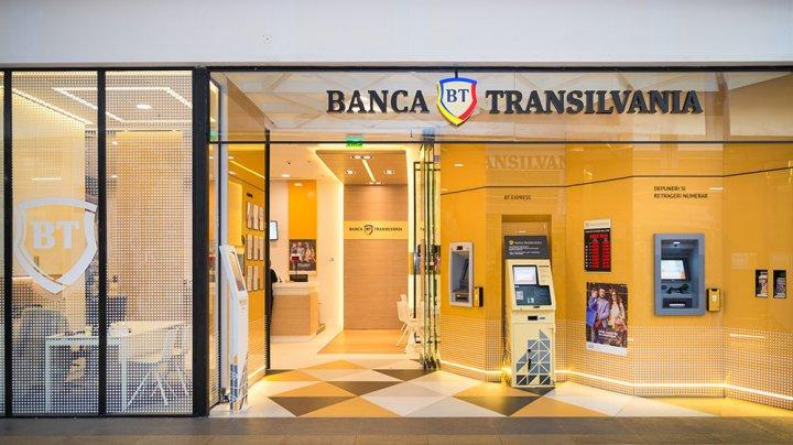 Banca Transilvania cumpară o bancă şi două instituţii financiare din România