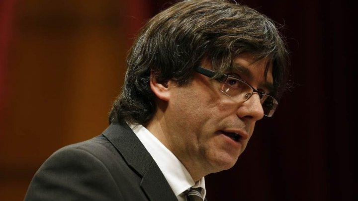 Un tribunal german a decis extrădarea fostului lider catalan Carles Puigdemont în Spania