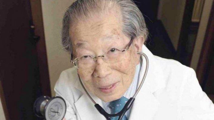 Incredibil! Cele trei principii de viață ale celui mai longeviv medic din lume