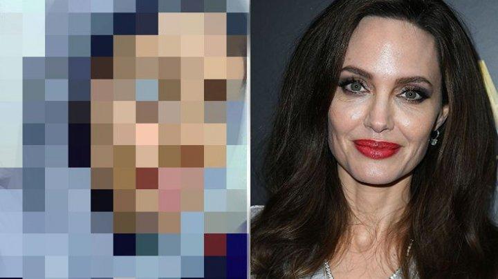 """RĂSTURNARE DE SITUAŢIE în cazul tinerei care """"arată"""" ca Angelina Jolie. A recunoscut TOTUL"""