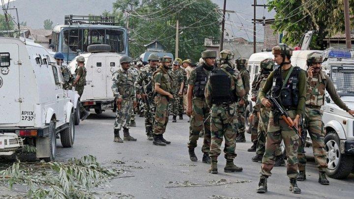 Statul Islamic a revendicat un atentat sinucigaș comis în Kashmirul indian