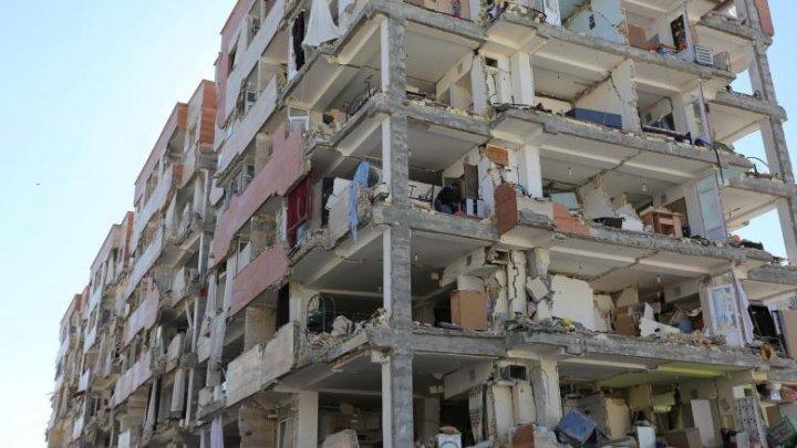 Peste 400 de morţi şi 7.000 de răniţi în urma cutremurului din Iran şi Irak