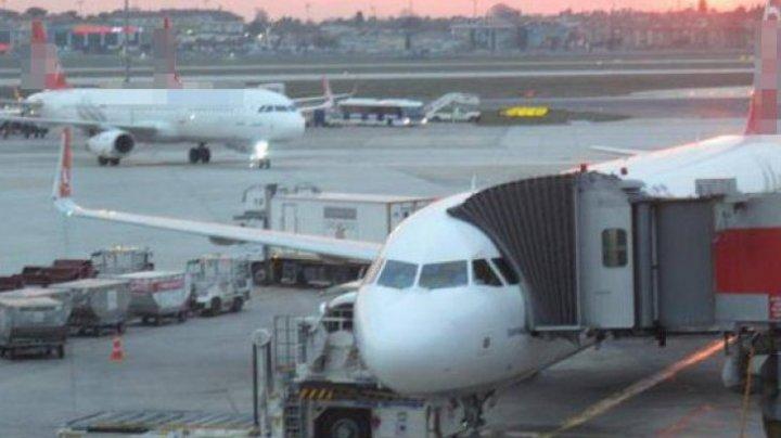 Alertă de securitate pe Aeroportul din Danemarca. Porţi de îmbarcare, ÎNCHISE
