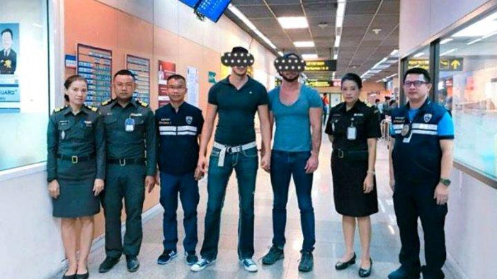 Nu o să-ți vină să crezi! Motivul pentru care doi turiști au fost arestați în Thailanda