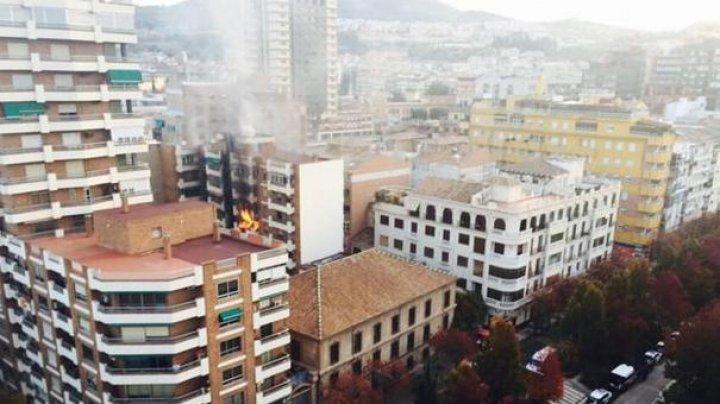 Incendiu de proporţii în Spania. O persoană a murit, iar alte 32 au fost rănite (FOTO)
