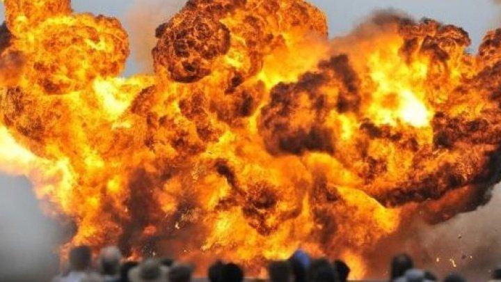 Explozie la o şcoală din Crimeea. Cel puţin 10 morţi şi zeci de răniţi