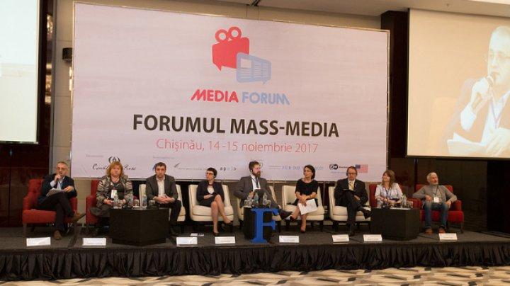 Andrian Candu: Nu dați vina pe intervenția politicului în media, cerând intervenția politicului (FOTO)