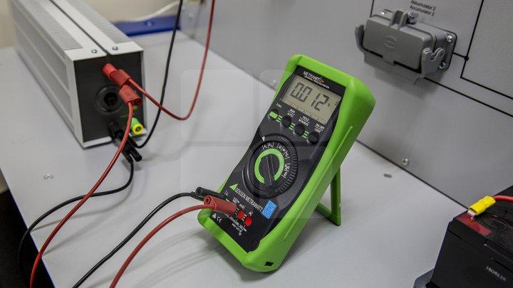 Laborator modern la UTM în valoare de 125 de mii de euro. Studenţii vor obţine energie termică şi electrică din surse naturale (FOTOREPORT)