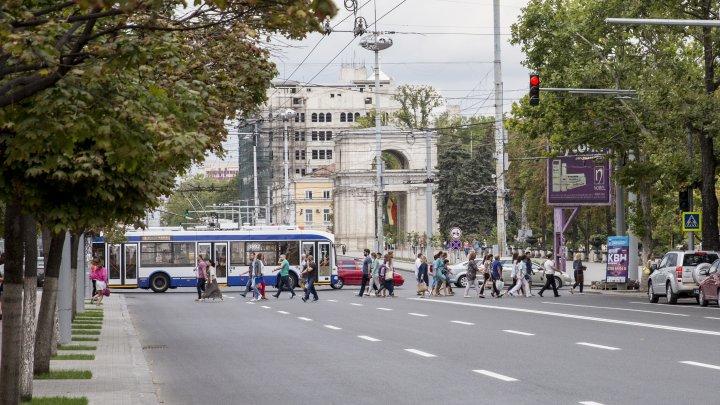 Trei milioane de turişti au vizitat Republica Moldova de la începutul anului 2017