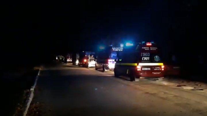 Salvatorii și pompierii din sudul ţării, ÎN ALERTĂ într-o situație excepțională de amploare. Cum s-au descurcat (VIDEO/FOTO)