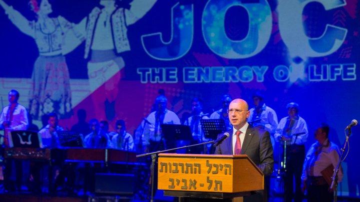 """""""Suntem mândri de băştinaşii noştri!"""" Premierul Filip a participat la deschiderea Zilelor Culturii Republicii Moldova în Israel"""