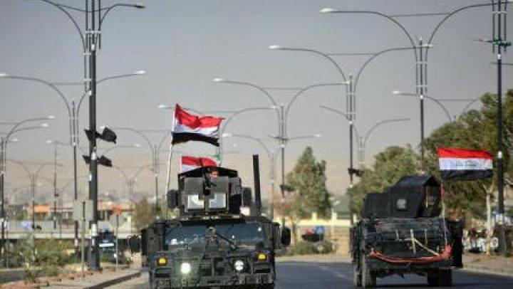 Forțele irakiene au recucerit în Al-Qa'im, ultimului bastion al grupării Stat Islamic în Irak