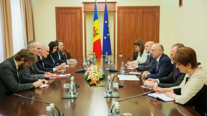 Pavel Filip: E important să avansăm multilateral în reglementarea transnistreană, să identificăm soluţii tehnice şi politice