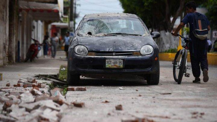 MORGĂ pe drumurile publice ale Mexicului. Sute de cadavre SE DESCOMPUN în văzul oamenilor