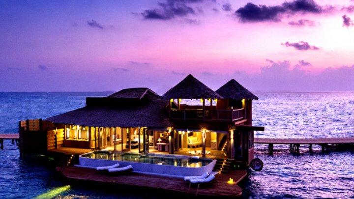 (FOTO) Cum arată cel mai nou şi impresionant complex hotelier din Maldive. Preţul pentru o noapte este FABULOS