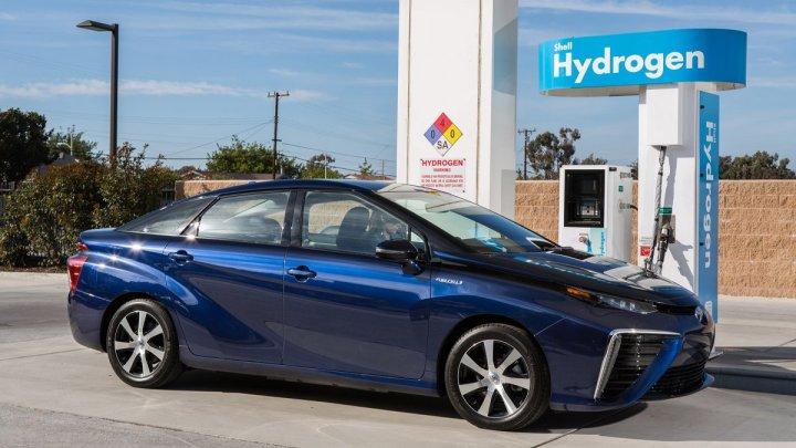 Utilizarea hidrogenului ar reduce cu aproximativ 20% emisiile de carbon