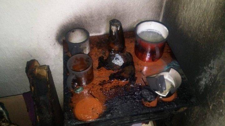 Moarte banală! Un bărbat din Cantemir a decedat în propria casă, după ce s-a intoxicat cu fum