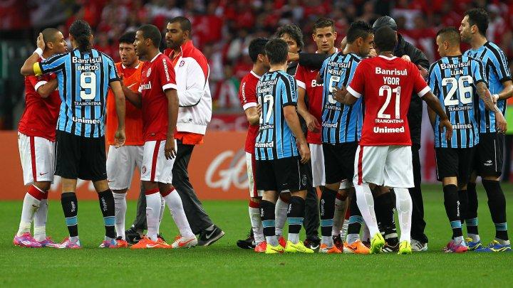 Gremio Porto Alegre şi Club Atletico Lanus s-au calificat în finala Cupei Libertadores