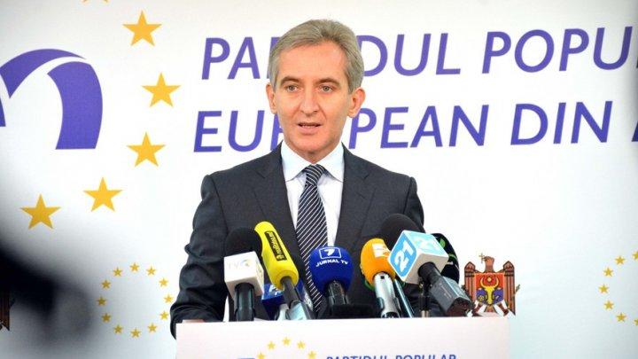 Iurie Leancă salută decizia PE care prevede noi oportunități pentru Republica Moldova