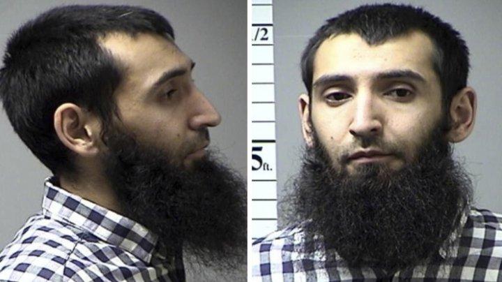 """Autorul atacului terorist din New York pledează nevinovat după ce anterior a declarat că e """"MÂNDRU"""" de ce a făcut"""