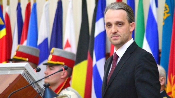Eugen Sturza efectuează o vizită oficială la Bruxelles. Cu cine se va întâlni ministrul Apărării