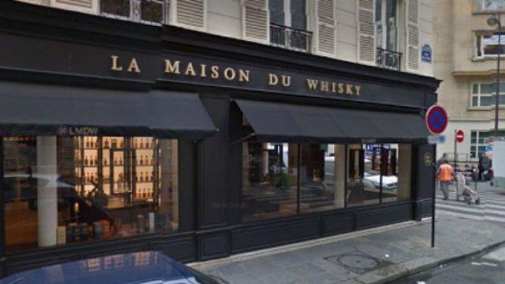 JAF SPECTACULOS în Franţa. Câteva sticle de whisky în valoare de 700.000 de euro au fost furate din centrul Parisului