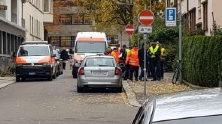 Alertă în Elveţia. Serviciul consular al SUA la Zurich a fost evacuat